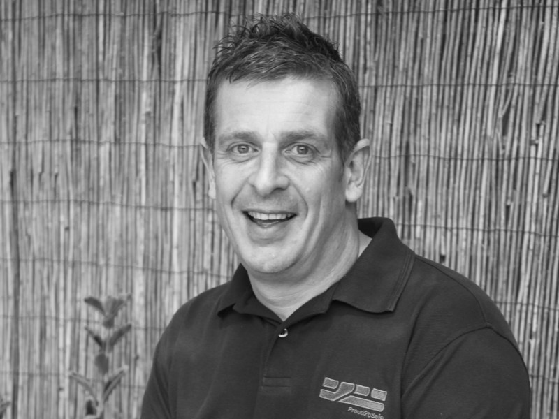 Jason Anker MBE Profile Photograph